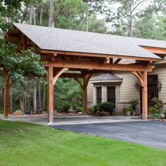 Giselle Carport With Storage Carport Plans Storage And Carport