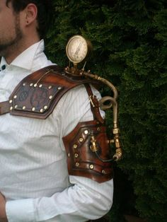 Image result for steam punk bionic arm