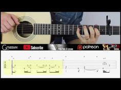 7 Years - Lukas Graham | Guitar Tabs - YouTube