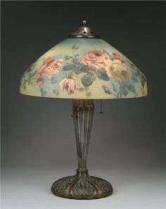 Vintage lamp - This reminds me of the blue Caterpillar in ...