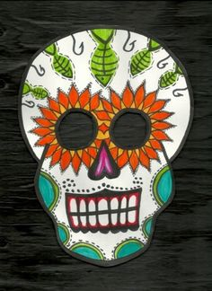 Oct. 27: Learn the history behind Mexico's colorfulDía de los Muertos(Day of the Dead) celebration at The Mexican Museum, where members of Ensamble Ballet de Folklorico will lead kids in workshops crafting calaveras (skull) masks, and make cempazuchitl, paper marigold…