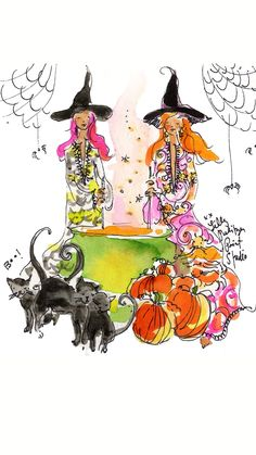 Happy Halloween from Lilly Pulitzer!