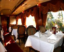 Orient Express Dining on the Napa Valley Wine Train photo (c) Napa Valley Wine Train