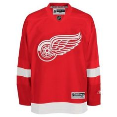 dc81cc870c4 NHL Detroit Red Wings Henrik Zetterberg Men s Center Ice Team Premier Jersey  – Detroit Sports Outlet
