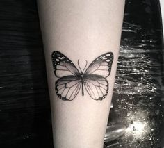 New Ideas For Tattoo Feather Butterfly Tat Wolf Tattoos, Feather Tattoos, Body Art Tattoos, Small Tattoos, Sleeve Tattoos, Butterfly Tattoos, Tatoos, Cool Tattoos For Guys, Tattoos For Women