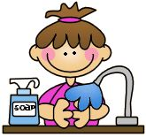 Hand Washing- printable activities for teaching about germs