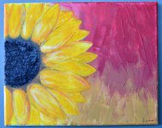 Flower Canvas, Flowers, Painting, Art, Art Background, Painting Art, Kunst, Paintings, Performing Arts