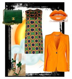 """# Lady  #98"" by deyanafashion ❤ liked on Polyvore featuring Dsquared2, Emilio Pucci, Chanel, WithChic, romwe, polyvorecontest, yoins and yoinscollection"