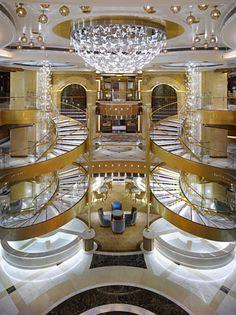 Royal Princess Cruise Ship - www.RobertMaxwellTravel.com