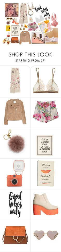"""God Only Knows What I'd Be Without You"" by im-hopeless-but-hoping ❤ liked on Polyvore featuring Delpozo, La Fée Verte, MANGO, Elizabeth and James, MICHAEL Michael Kors, Retrò, Kate Spade, ASOS, Chloé and Wildfox"