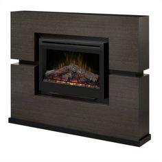 Linwood Electric Fireplace - Realogs Firebox