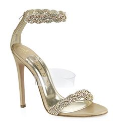 #Gina Aaliyah Jewelled Sandal