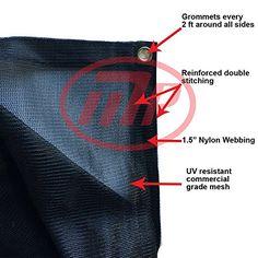 FJYW Premium 70% Sun Shade Cloth 10 x 28/7 oz Black https://bestcampingtent.review/fjyw-premium-70-sun-shade-cloth-10-x-287-oz-black/
