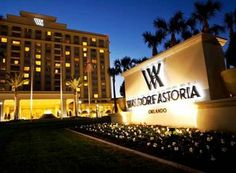 With Orlando International Airport just a 30-minute drive away, the Waldorf Astoria Hotel Orlando also provides a shuttle service. The multi...