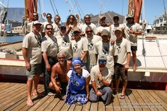 CAPE TOWN, SOUTH AFRICA  Legendary voyaging canoe Hokulea, which is now almost exactly halfway around the world from the starting point of Honolulu, Hawaii, set sail today for Brazil, South America's largest country both geographically and in terms of its population. Hōkūleʻa and her escor…