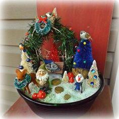 Linda Gladman's festive bowl