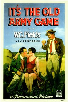 It's the Old Army Game, 1926