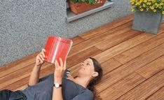 die besten 25 terrassendielen bambus ideen auf pinterest terrassen tische betontisch mit. Black Bedroom Furniture Sets. Home Design Ideas