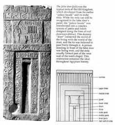 Temples and Tombs: Egyptian Religion and Culture: Week 4: End of Early Dynastic and Old Kingdom - *** THIS FORUM IS ARCHIVED ***