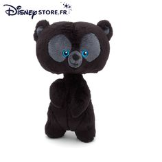Disney brave Cub bear, found on www. Rebelle Disney, Merida, Brave Movie, Disney Pixar Movies, Bear Party, Disney Plush, Crochet Fabric, Bear Cubs, Disney Merchandise