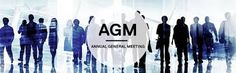 Annual General Meeting Notice Ads Booking on Newspaper via releaseMyAd at lowest rates.