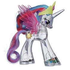 Friendship Is Magic – Rainbow Shimmer Princess Celestia Figure. #mylittlepony