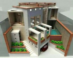 Design Discover Arquitectura Diy Decorating diy home projects Tiny House Design Modern House Design Casas The Sims 4 Sims 4 Houses House Layouts Interior Architecture Sketch Architecture Architecture Graphics Architecture Student Sims 4 House Design, Tiny House Design, Modern House Design, Duplex Design, Sims House Plans, Casas The Sims 4, Sims 4 Houses, House Layouts, Model Homes
