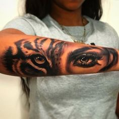 Arm Tattoos For Women Forearm, Half Sleeve Tattoos Forearm, Dope Tattoos For Women, Black Girls With Tattoos, Girl Arm Tattoos, Best Sleeve Tattoos, Tattoos For Women Half Sleeve, Badass Tattoos, Body Art Tattoos
