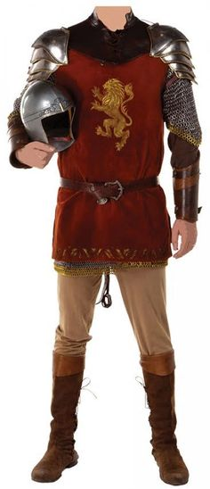 Edmund from Narnia's armor. An idea for a Knight costume.