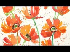 Vibrant Flowers by Fiona Peart