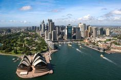harbour cruise mapionet panoramicviewofcity panoramicviewofcity sydney australia skyline has the most unphotogenic ever has sydney australia skyline the most unphotogenic ever what Papua Nova Guiné, Sydney Skyline, World Geography, Most Beautiful Cities, Wonderful Places, Australia Travel, Australia Continent, Aerial View, Budapest