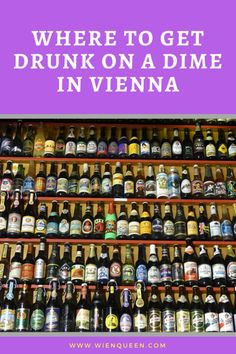 Where to Get Drunk on a Dime: 6 Bars For Cheap Drinks in Vienna Dive Bar, A Dime, Getting Drunk, Free Things To Do, Vienna, Stuff To Do, About Me Blog, How To Get, Drinks
