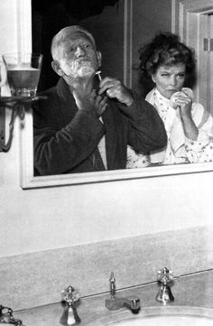 Spencer Tracy and Katharine Hepburn Guess Who's Coming to Dinner (1967)