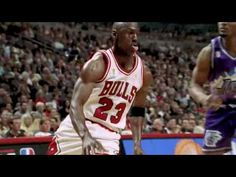 Michael Jordan Highlights (Salt in His Shoes) building background knowledge for THEME
