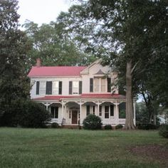 Georgia Realty Sales, Inc. - Historic Home for Sale in Washington, Georgia