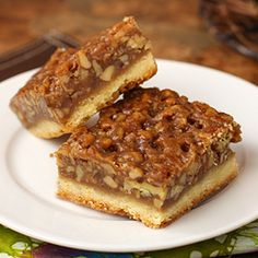 The Best Ever Pecan Bars