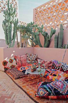 Moroccan Garden, Moroccan Decor, Moroccan Style, Moroccan Interiors, Moroccan Bedroom, Moroccan Lanterns, Moroccan Design, Fun Deserts, Most Beautiful Cities