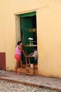 #cuba #ville #trinidad #city #town