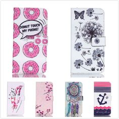 10 Styles For Apple iPhone 6 Case Luxury Fashion Pattern Wallet Cover iPhone 6s Case Phone 6 S PU Leather Coque Funda Capa
