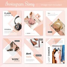 Graphic Design Brochure, Graphic Design Posters, Graphic Design Inspiration, Instagram Design, Social Media Template, Social Media Design, Template Web, Ad Design, Design Layout