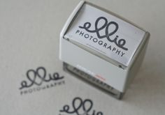 Paper and Thread Studio - Blog - Custom Stamp