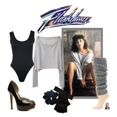 flashdance costume diy - Google Search