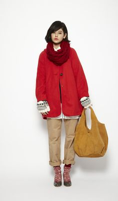 2013.01.09 | 30DAYS COORDINATE | niko and... magazine [ニコ アンド マガジン]