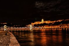 I love the city of Budapest :-)
