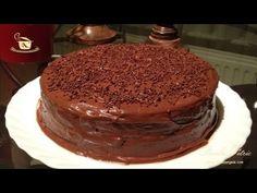 Tort cu visine ~ ReteteAngela - YouTube Tiramisu, Cooking, Cake, Ethnic Recipes, Sweet, Desserts, Food, Youtube, Kitchen