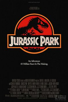 Jurasic Park...my first VHS!