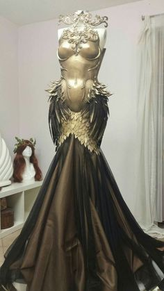 Pheonix Dress  by designer: Jolien Rosanne