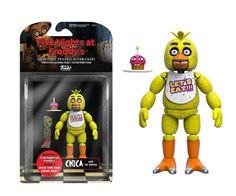 01 ca Funko arcade VINILE Five Nights at Freddys//Nightmare Freddy n 10 cm grande