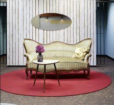 Könnte in Wien ja auch ein adäquates Möbelstück sein