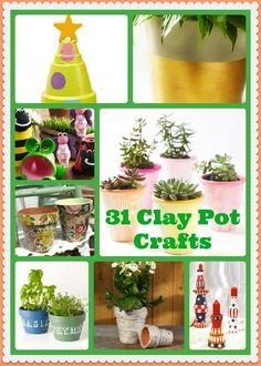 31 Clay Pot Crafts | FaveCrafts.com